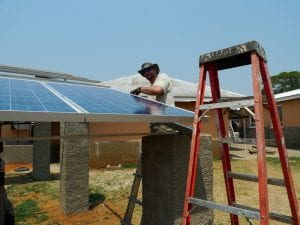 Photovoltaic or Electrical Solar Systems
