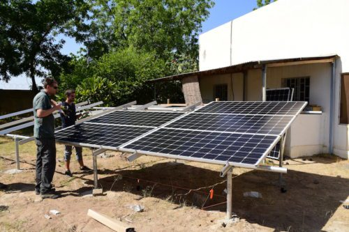 Photovoltaic Electric Solar Systems