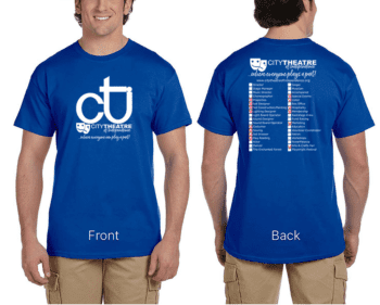 tee front and back
