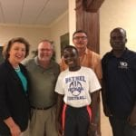 Hear More on Fidèle Story of Adoption, Prosthetics and Hope